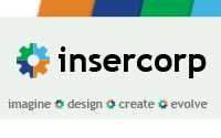 Insercorp - Website Design and Development